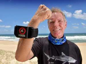 Shark deterrent