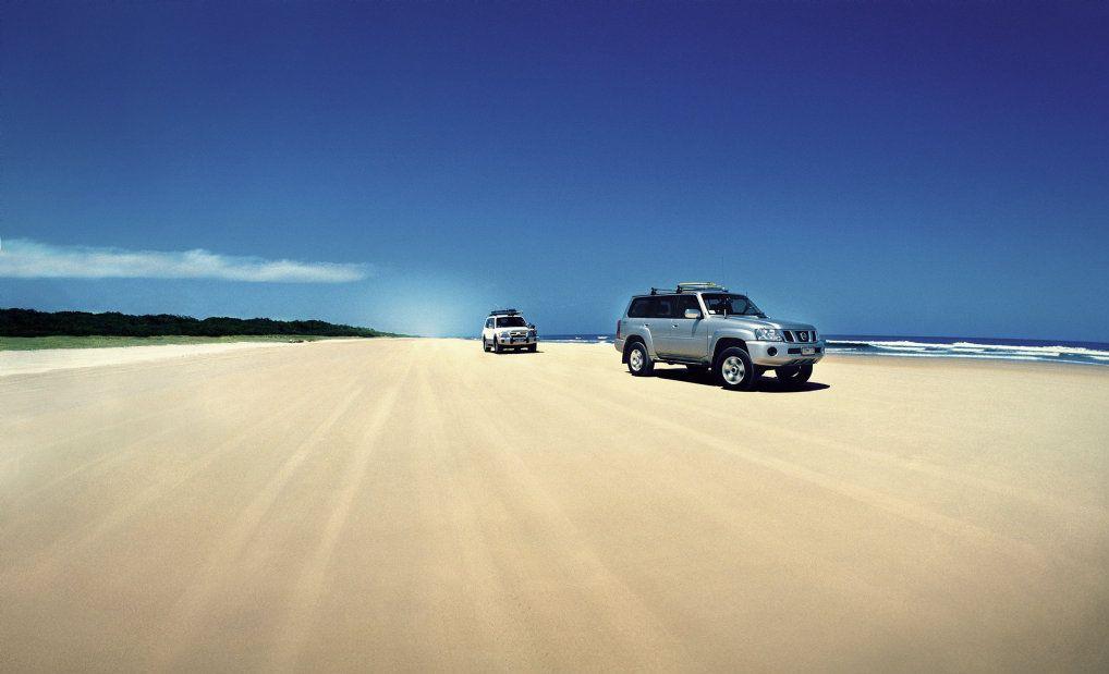 Visit Fraser island for its massive milestone.