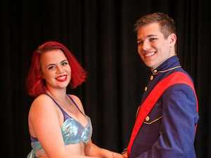 Ariel, from under the sea to a stage in Ballina