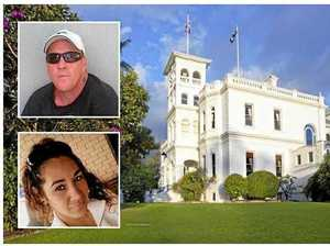 Couple drops in uninvited to Governor's house