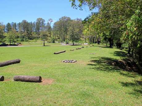 DISPUTE: Harpers Creek Eco is the site of a dispute between property owner Allister Millican and the Sunshine Coast Council.