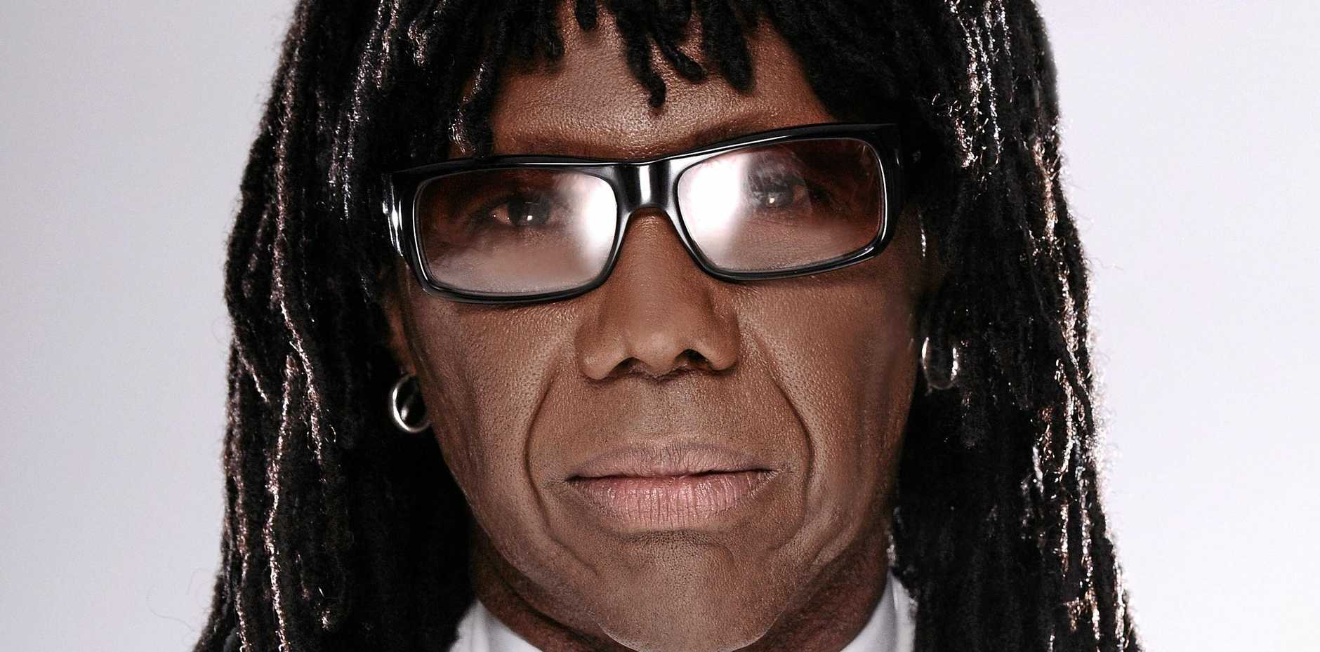 ICON: Nile Gregory Rodgers Jr. is an American record producer, songwriter, musician, composer, arranger and guitarist.