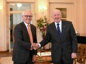 Far from impressed with the Governor-General