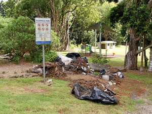 Illegal Dumping - Bulwinkel Park