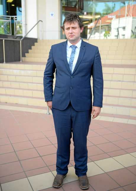 David Walter Neil Cox was found not guilty by a jury of one count of dangerous driving causing death in relation to an accident on the Bruce Highway at Mt Larcom on December 6, 2014.