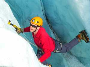 Why this guy is climbing 33 dangerous mountains
