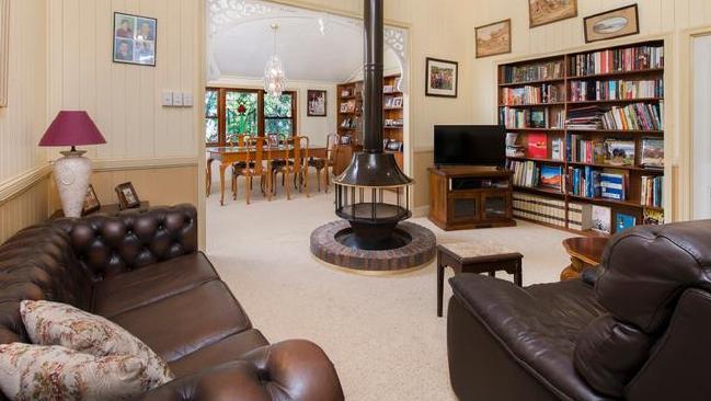 Lillydale - 821 Upper Logan Rd, Mount Barney. Picture: realestate.com.au
