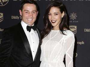 Revealed: Cronk, Tara's secret wedding