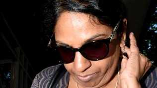 Kumuthini Kannan has three children. Picture: Mal Fairclough.