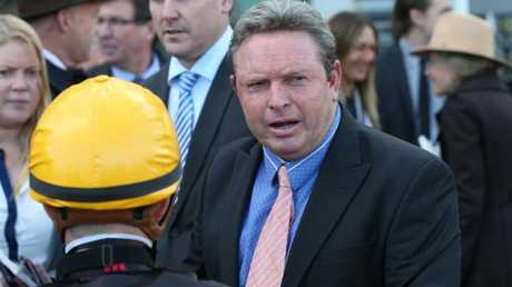 Trainer Robbie Laing is feeling confident ahead of the Newmarket.