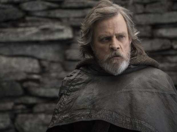Mark Hamill makes  a triumphant return to active Star Wars duty.