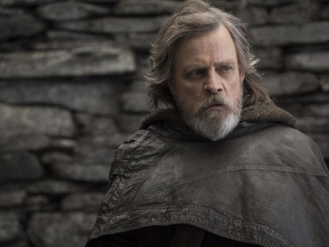Mark Hamill makes  a triumphant return to active Star Wars duty.