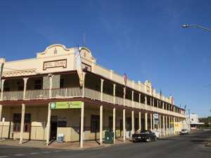 Charleville missed its 150th anniversary by three years.