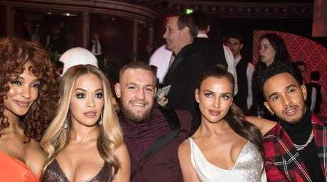"Conor McGregor's ""gangsta"" lifestyle has been slammed."