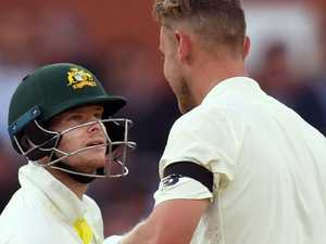 England calls out Smith's sledging lie