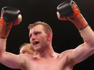 KNOCKOUT: Jeff Horn beats Gary Corcoran by TKO