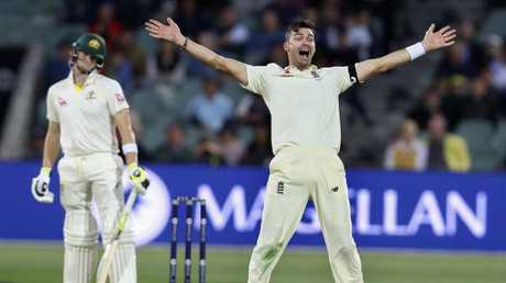 James Anderson says Steve Smith wasn't concentrating on batting but rather England's chat.