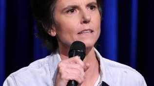 Tig Notaro tried to distance herself from fellow comedian Louis C.K. Picture: Getty