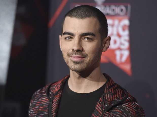 Joe Jonas the new judge on The Voice Australia