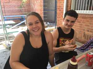 Grafton High Year 12 HSC results BBQ