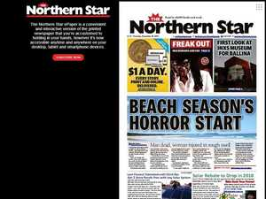 Digital edition of The Northern Star has been improved