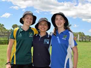 Proserpine's Girl's Day Out