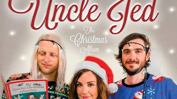 Uncle Jed is headed back home to Coffs Harbour this weekend to play at the Hoey Moey.