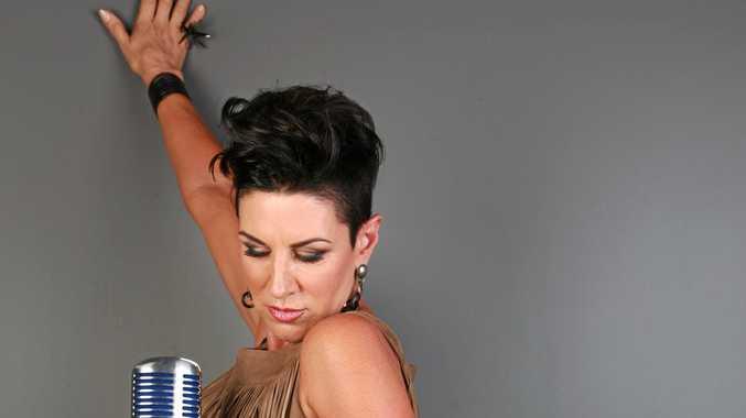 SASSY: Michelle Brown is performing in Eumundi.