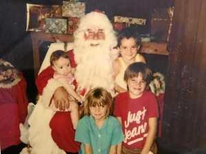 Mike Palmer V Santa