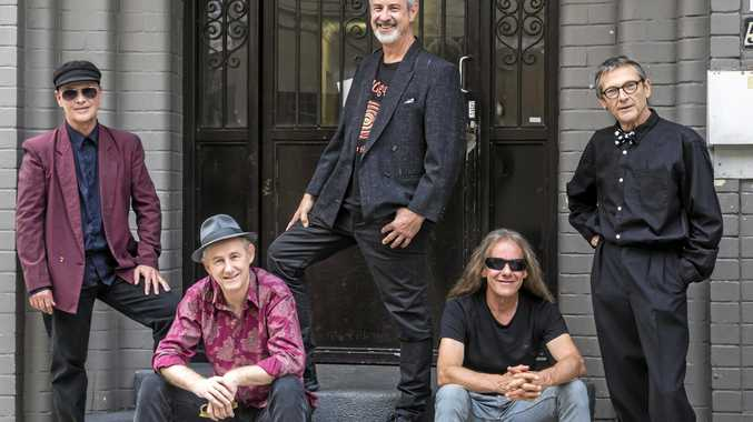 HEADLINE ACT: Australian band GANGgajang is playing at the Agnes Blues, Roots and Rocks Festival in February.
