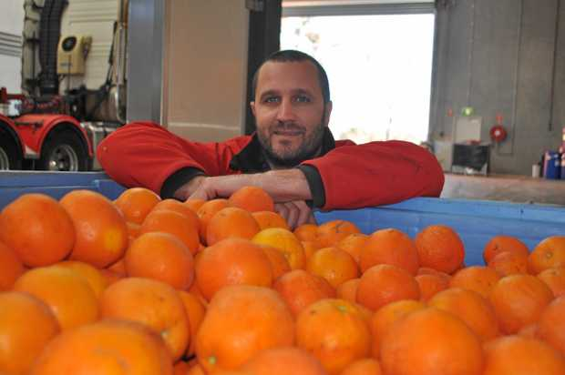 JUICY GOODNESS: Grove Juice is one of the businesses taking advantage of what the region has to offer.