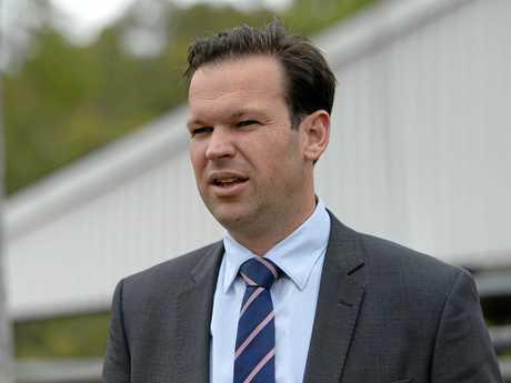Senator Matt Canavan wants to see the Adani project deliver jobs to CQ.