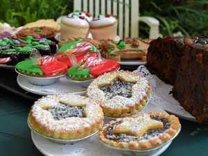 Christmas bake off