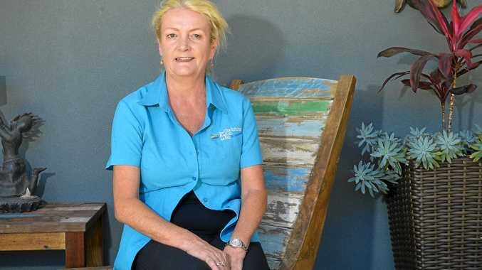 Jenni Carr is the owner and operator of The Zen Den bed and breakfast in Agnes Water, which promotes the area's tranqulity and serenity away from the beach.