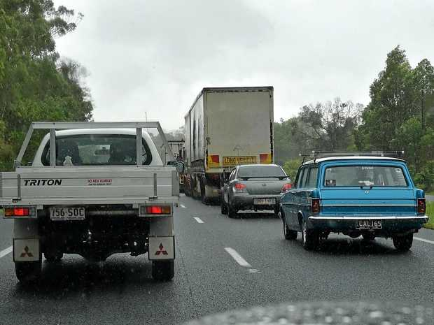 Bruce Highway drivers will know about highway incidents sooner with a $56 million warning system.