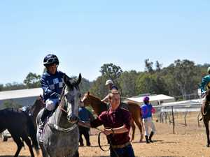 RUN OF GOOD FORM: Jason Hoopert's recent wins in Bundaberg have seen him climb the Country Jockeys Premiership Table to eighth.