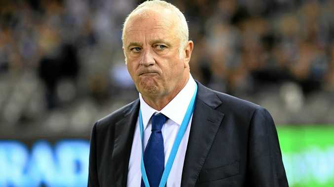 Graham Arnold says he hasn't been offered the Socceroos coaching job.