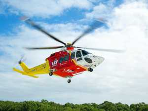 One airlifted to hospital after Tenterfield incident