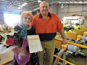 Endeavour Foundation runs in blood of 50-years volunteer