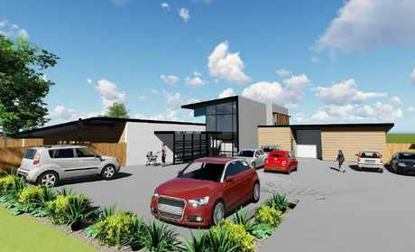 Daycare centre planned for Centenary Heights.