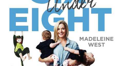 Madeleine West has written her own parenting book
