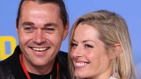 Shannon Bennett and Madeleine West. Picture: Getty