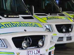 Man in hospital after Toowoomba hotel stair fall