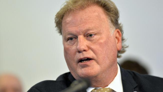 Kentucky State Rep. Republican Dan Johnson. Picture: Timothy D. Easley/AP