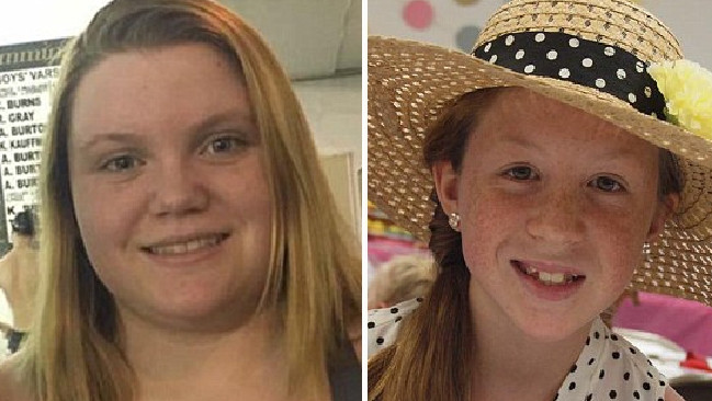 Lindsay German and Abigail Williams' bodies were discovered in the Deer Creek area in Indiana in February. Picture: Facebook
