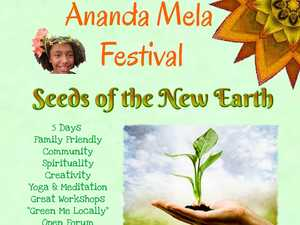 Vibrant, heart warming spiritual festival with twice daily yoga and meditation, vegetarian food, innovative workshops, childcare and teens program. 5th-10th Jan