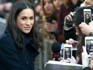 "Markle's famous fan: ""she's a role model"""
