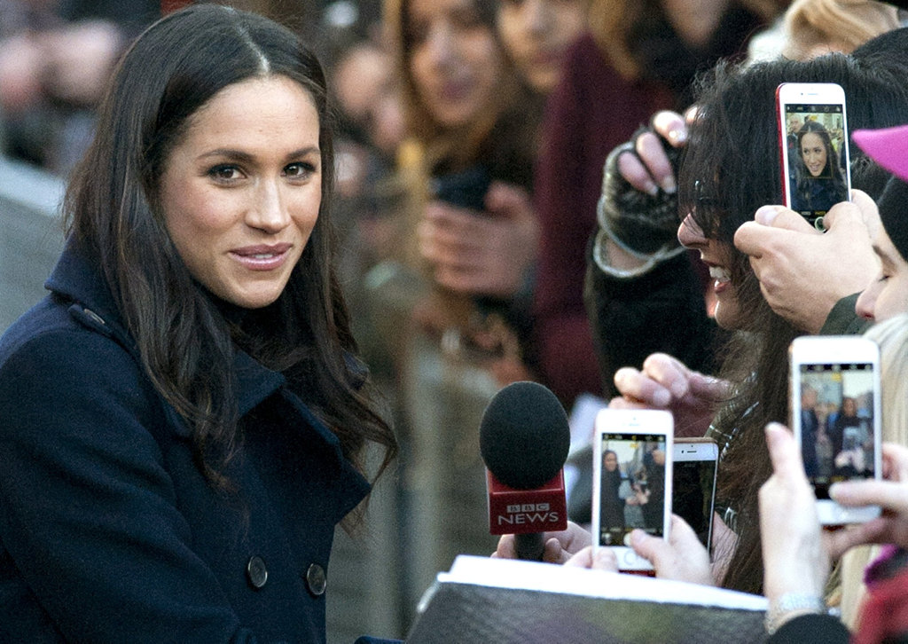 Idris Elba is thrilled Meghan Markle, a mixed-race woman, is marrying into the Royal family.