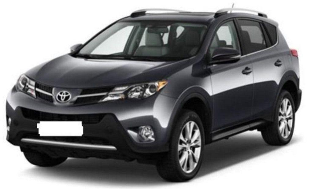 2014 Toyota Rav 4