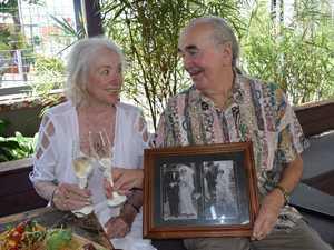 Eumundi couple Terre and Peter Slattery celebrated 60